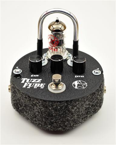 tube fuzz pedal
