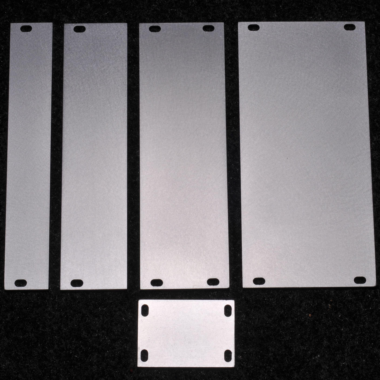 Finishing Aluminum Eurorack Panels Syinsi